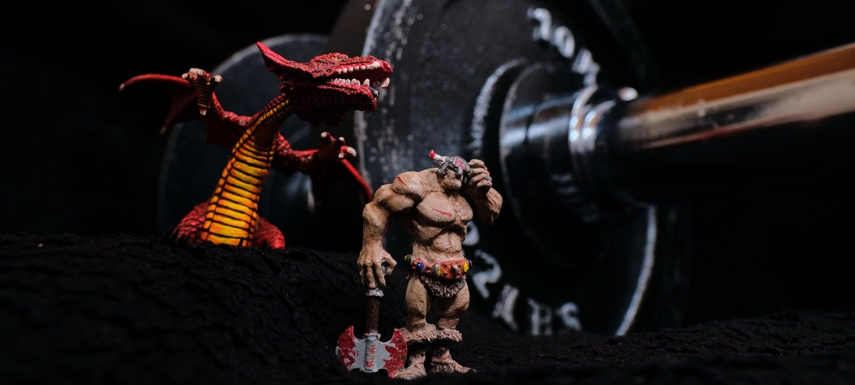 Dumbbells & Dragons